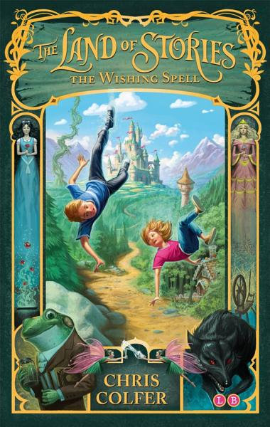 Download The Land of Stories  The Wishing Spell Book