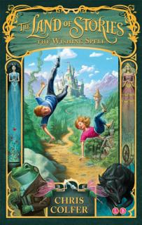 The Land of Stories  The Wishing Spell Book