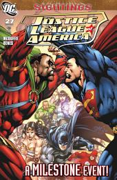 Justice League of America (2006-) #27