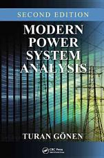 Modern Power System Analysis  Second Edition PDF