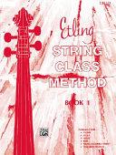 Etling String Class Method  Bk 1  Cello PDF