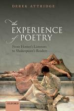 The Experience of Poetry