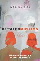 Between Muslims PDF