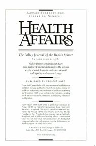 Health Affairs PDF