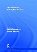 Download The American Revolution Reader Book