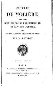 Œuvres de Molière: Volume6