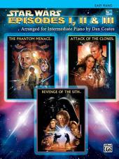 """Star Wars"": Episodes I, II & III"