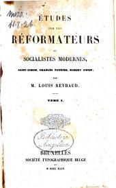 Études sur les Réformateurs