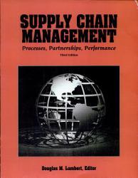Supply Chain Management Book PDF