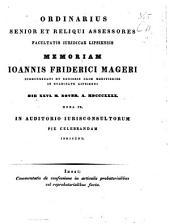 Commentatio de confessione in articulis probatorialibus vel reprobatorialibus facta