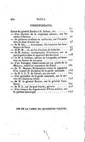 La Minerve française: Volume4