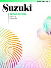 Suzuki Guitar School - Volume 9: Guitar Part
