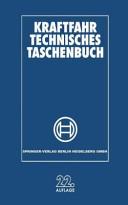 Kraftfahr Technisches Taschenbuch PDF
