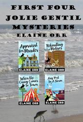 First Four Jolie Gentil Mysteries