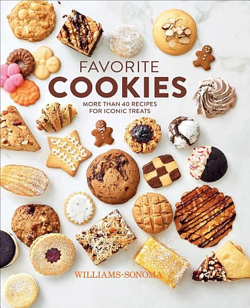 Download Williams Sonoma Favorite Cookies Book