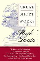 Great Short Works of Mark Twain PDF