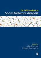The SAGE Handbook of Social Network Analysis PDF
