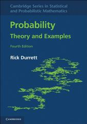 Probability: Theory and Examples, Edition 4