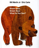 Brown Bear  Brown Bear  what Do You See  PDF