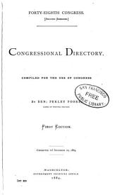 Official Congressional Directory: Volume 48, Parts 1883-1885