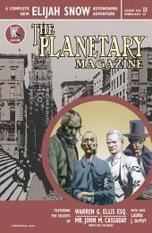 Planetary (1999-) #13