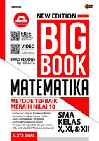 New Edition Big Book Matematika SMA Kelas X XI   XII PDF