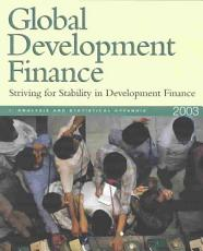 Global Development Finance 2003 PDF