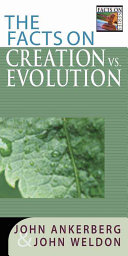 The Facts on Creation Vs  Evolution PDF