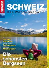 Die schönsten Bergseen: Wandermagazin SCHWEIZ 9_2015