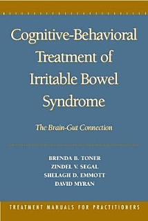 Cognitive behavioral Treatment of Irritable Bowel Syndrome Book