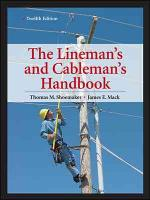 Lineman s and Cableman s Handbook 12th Edition PDF