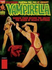 Vampirella Magazine #102