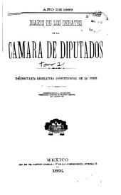 Diario de los debates: Volumen 2