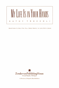 My Life Is in Your Hands PDF
