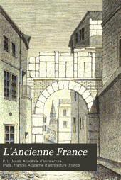 L'Ancienne France: sculpteurs et architectes : l'académie d'architecture