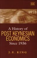 A History of Post Keynesian Economics Since 1936 PDF