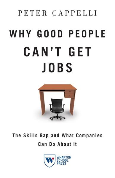 Download Why Good People Can t Get Jobs Book