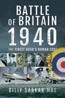 Battle of Britain  1940 PDF