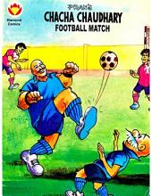 Chacha Chaudhry Football Match English