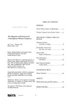 Women of Note Quarterly PDF