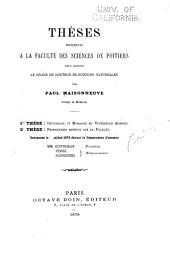 Ostéologie et myologie du Verspertilio murinus