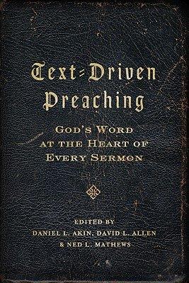 Text driven Preaching