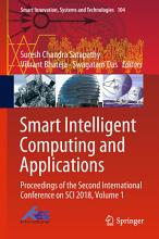 Smart Intelligent Computing and Applications PDF