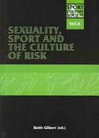 Sexuality  Sport and the Culture of Risk PDF