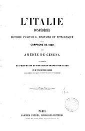 L'Italie confédérée: Volumes2à3