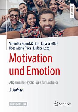 Motivation und Emotion PDF