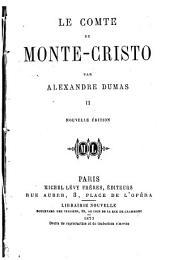Le comte de Monte-Cristo: Volume2