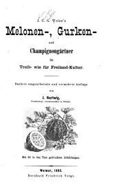 Melonen-, Gurken- und Champignongärtner für Trieb- wie für Frieland-Kultur