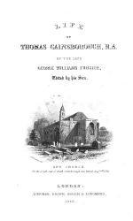 Life of Thomas Gainsborough, R.A.