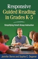 Responsive Guided Reading in Grades K 5 PDF